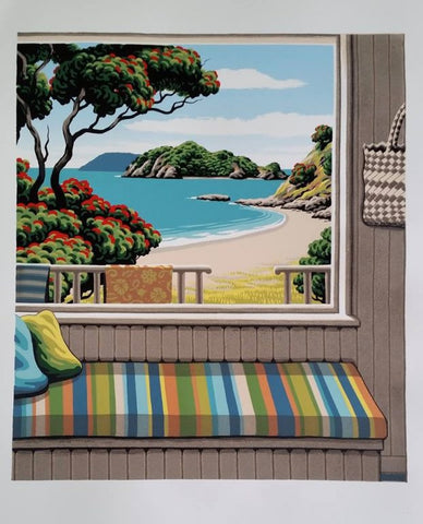 Tony Ogle New Zealand landscape