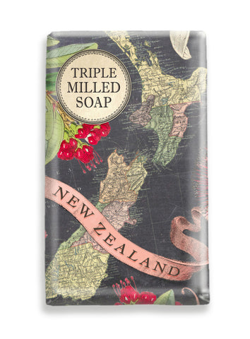 NZ made lemon grass soap