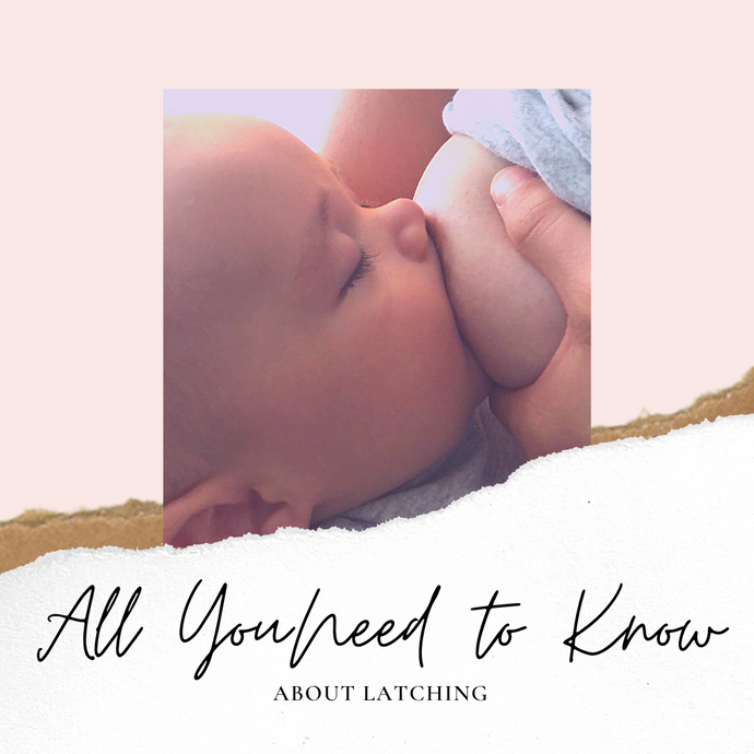 Everything You Need to Know About Latching for a Better Breastfeeding Experience