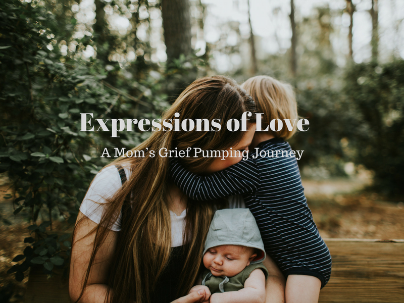 Expressions of Love: A Mom's Grief Pumping Journey