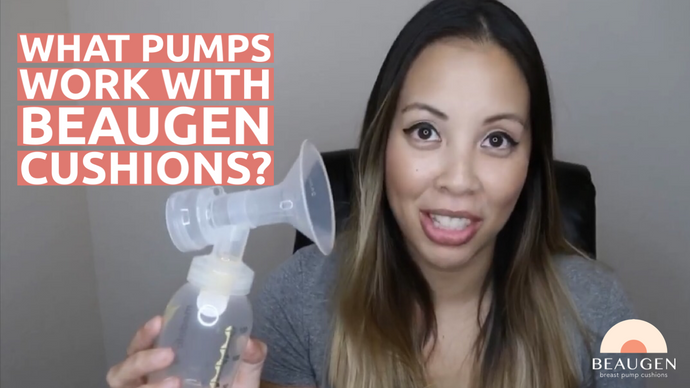 Which Breast Pumps work with BeauGen Breast Pump Cushions?