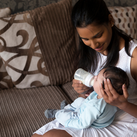 CDC Guidelines for Expressing and Storing Breast Milk