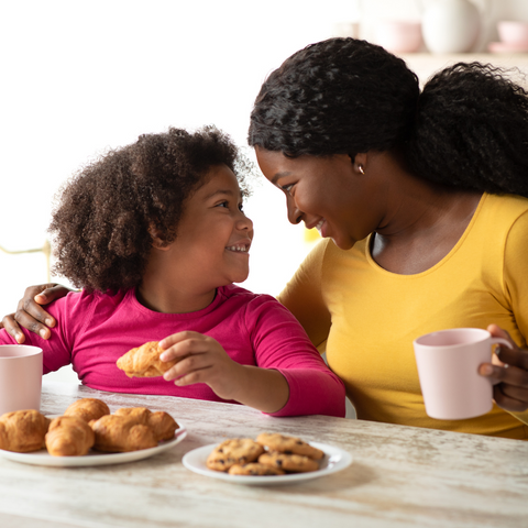 Coffee Dates with Your Littles for Better Behavior and Connection