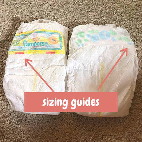 Diaper Sizing Guide - Everything you need to know about diapers
