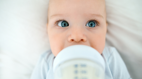 How Your Breast Milk Adjusts to Your Baby's Needs