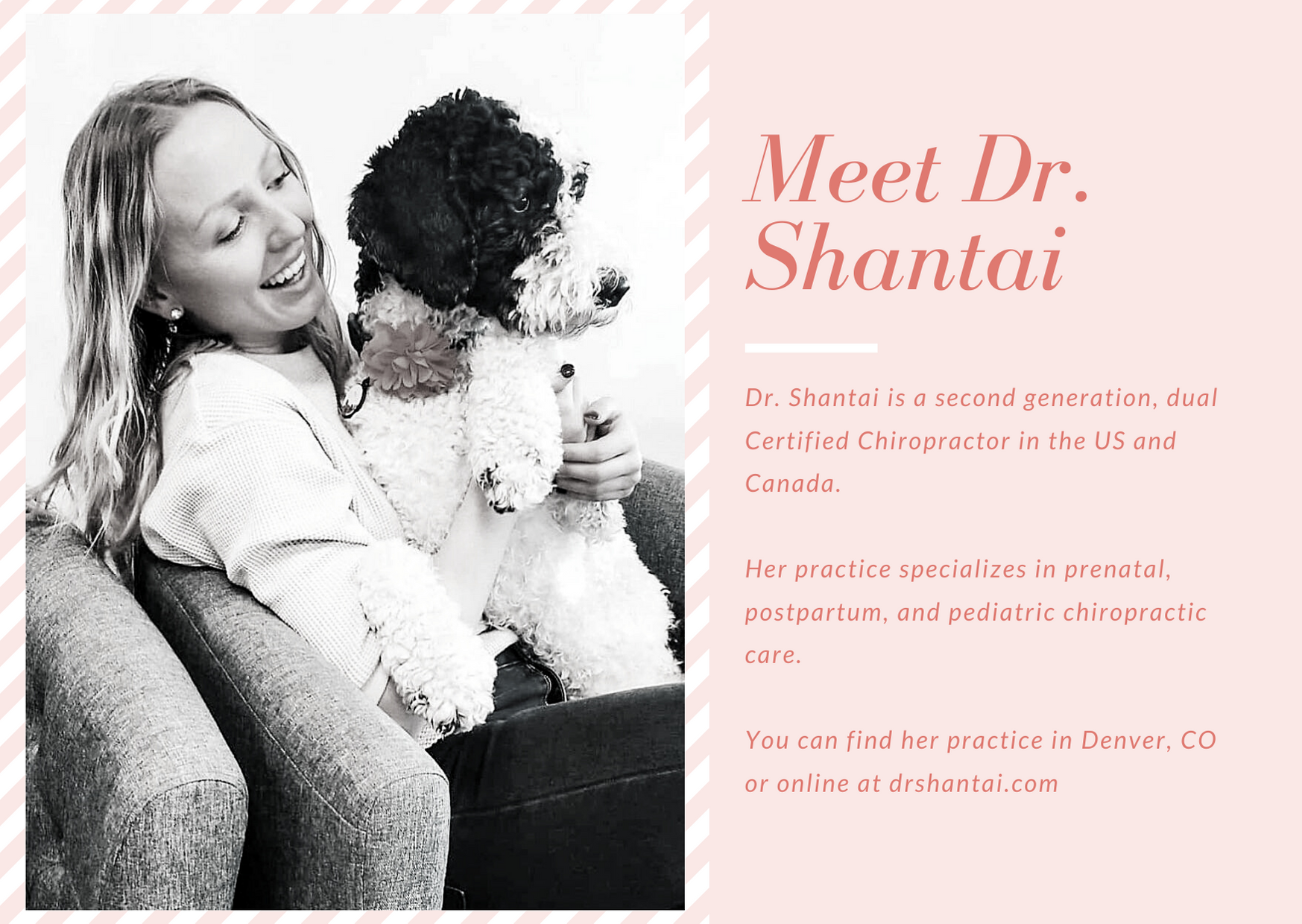 Meet Dr. Shantai Watson in this guest post on BeauGen's Blog