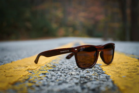 Save 50% on Shady Rays when you buy two pairs or more through the BeauGen Holiday Gift Guide for Dads.