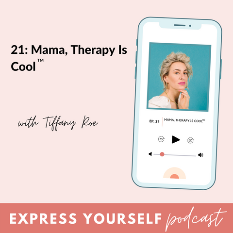 Learn how cool therapy can be with Tiffany Roe