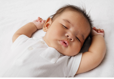 The Importance of Enough Sleep for Babies and Children on BeauGen.com