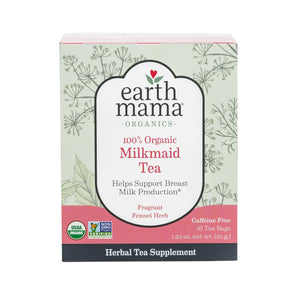 Earth Mama Organics Milkmaid Tea is now available from BeauGen!