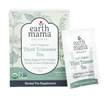 Load image into Gallery viewer, Help support your pregnancy with Third Trimester Tea from Earth Mama Organics. Now you can order this tea straight from BeauGen!