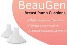 Load image into Gallery viewer, Breast Pump Cushion - 2 Pairs (fit flanges 21-27mm)