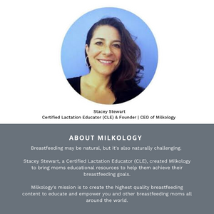 Get the ultimate breastfeeding class from BeauGen in Partnership with Milkology. This class is offered online and on demand so it fits your busy life. Learn more about Stacey from Milkology here.