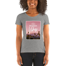 Load image into Gallery viewer, BeauGen Vibes - Ladies' T-Shirt, Pink-Toned