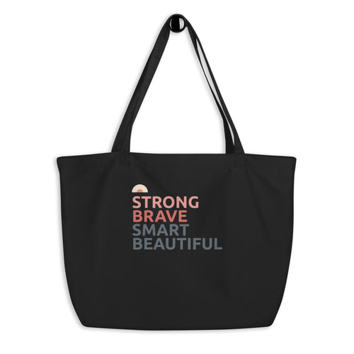 Mama, you are strong, brave, smart, and beautiful! Get this beautiful and multifunctional tote from BeauGen!