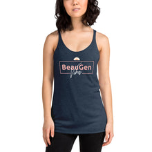 Load image into Gallery viewer, BeauGen Vibes - Ladies' Tank