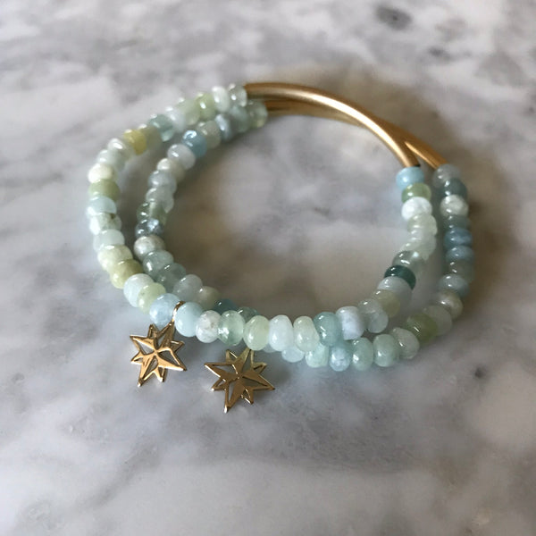 The Overseas Traveler Bracelet - Angela Arno Jewelry