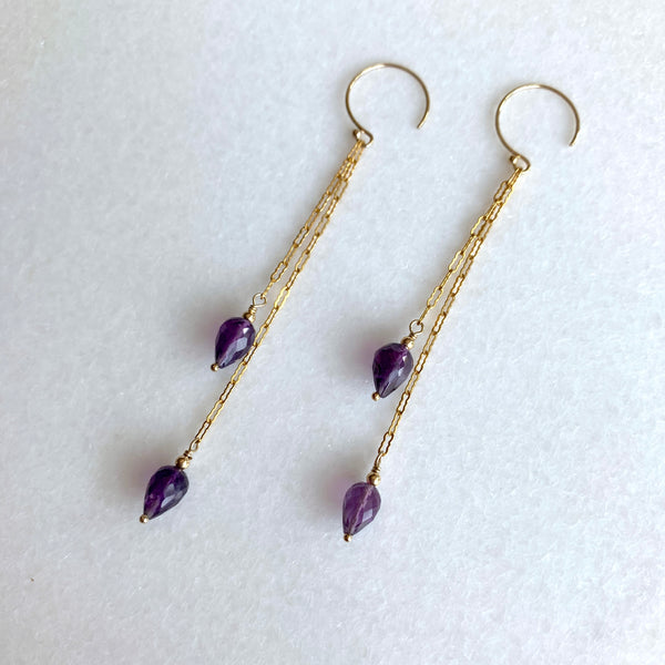 Amanda Earrings - Angela Arno Jewelry
