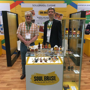 Culinary Culture Connections and SoulBrasil recognized in Lyra Mag