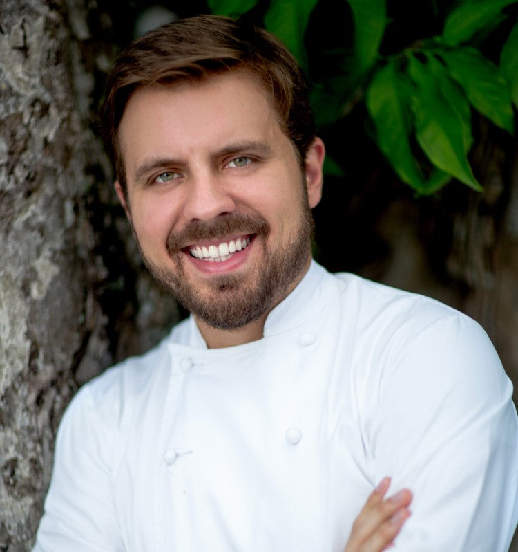 Recipes with Pimenta Baniwa from Felipe Schaedler of the Banzeiro Restaurant in Manaus