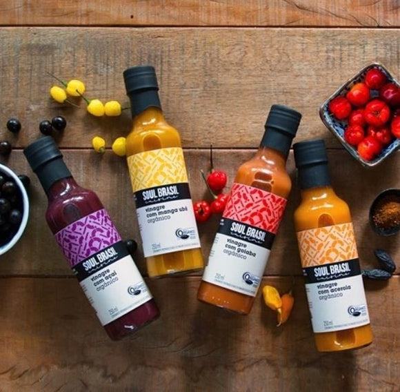 SoulBrasil Cuisine creates condiments that reflect Brazil's biodiversity