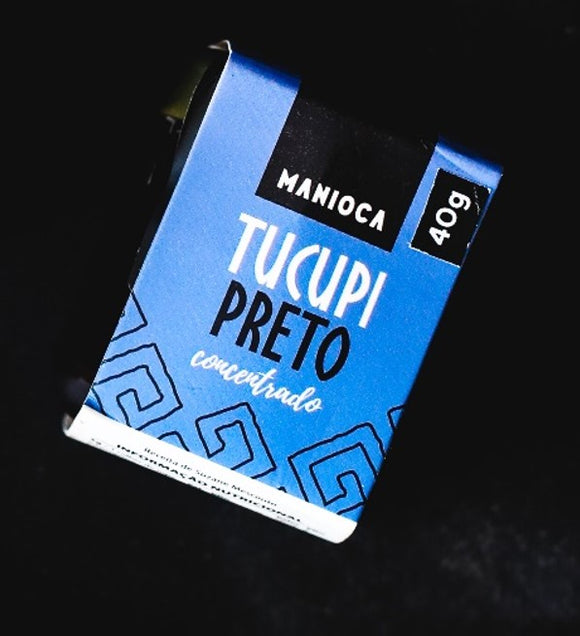 Manioca Tucupi Preto Concentrate 40ml