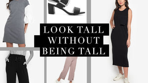 Look Tall Without Being Tall: 5 Life Hacks For Every Petite Girl