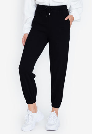 HYLAND Ribbed Jogger Pants