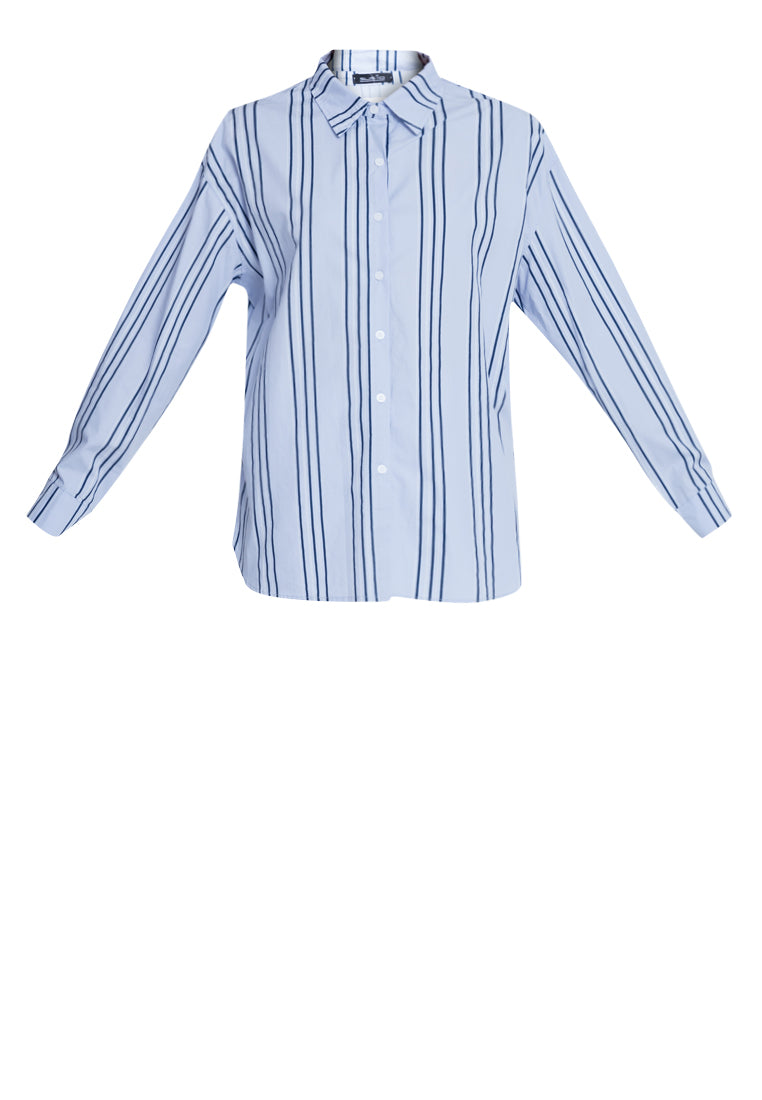 DEX Striped Shirt