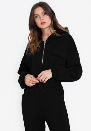 SIMI Crop Pocket Jacket
