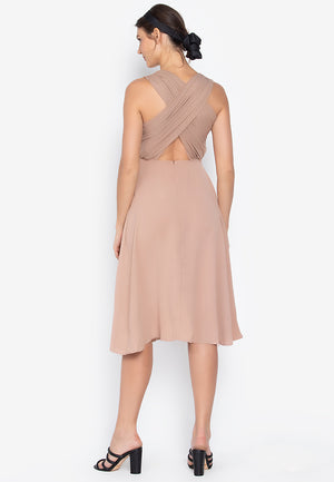 Alanis Crossback Dress