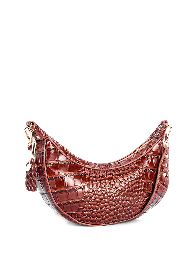 Pima Crescent Bag