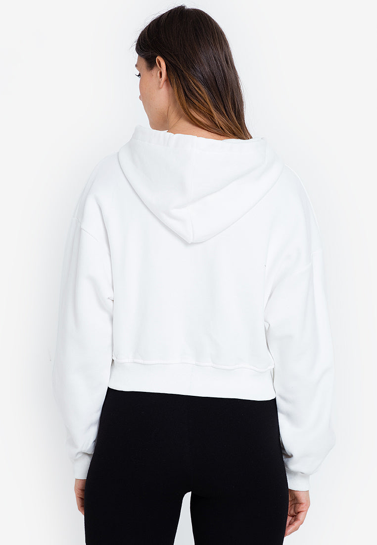 ROCIO Full Zip Crop Jacket