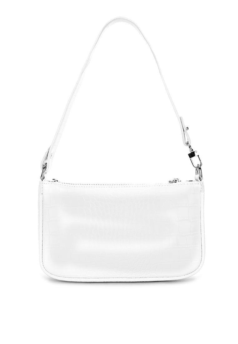 CINDY SIDE BAG WHITE