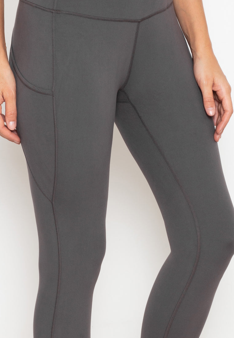 LENA HIGH RISE MID LEGGING