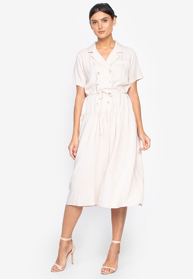 ANDY COLLAR DRESS