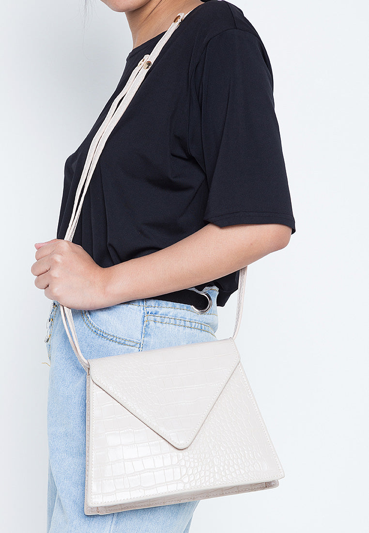 ARLO FANNY PACK-WHITE - Susto The Label