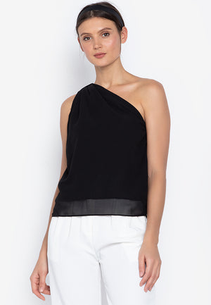 Elyse One Shoulder Top