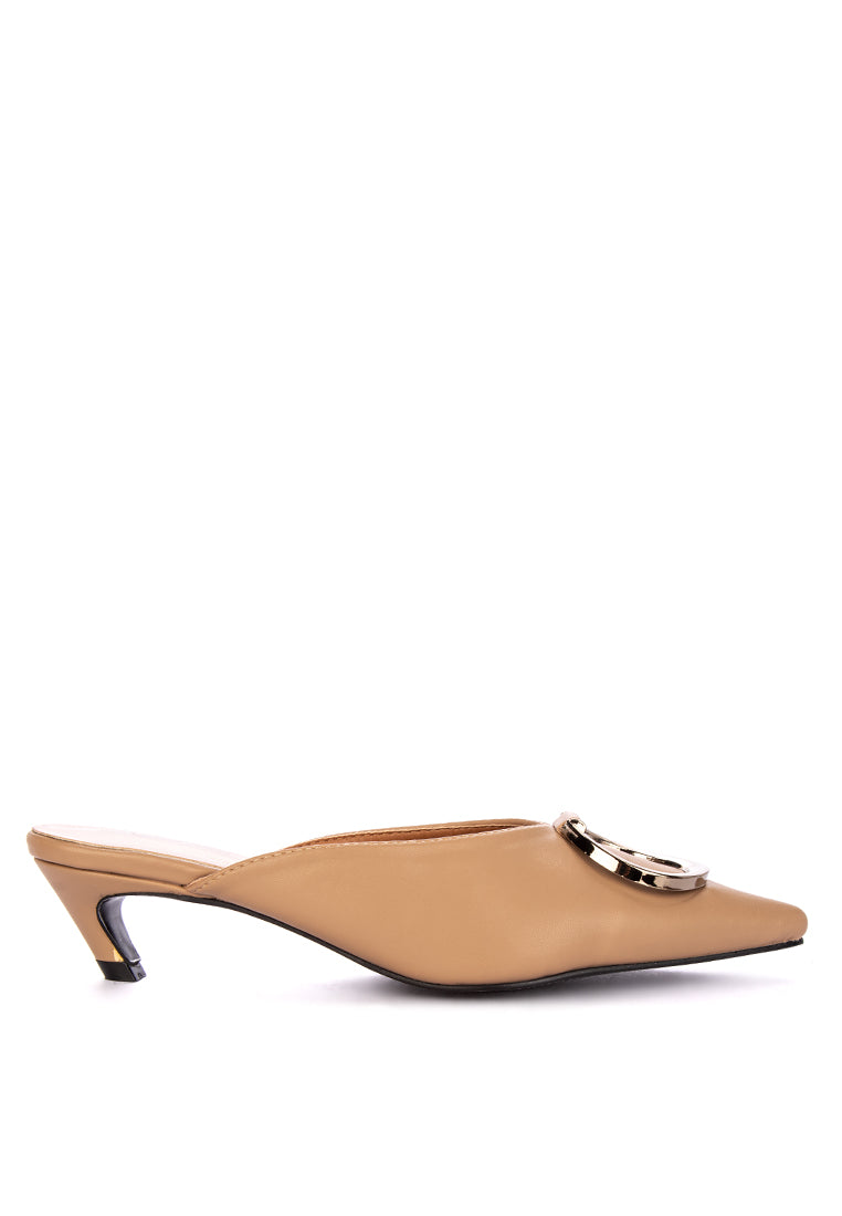 BIRCH Heels - Susto The Label