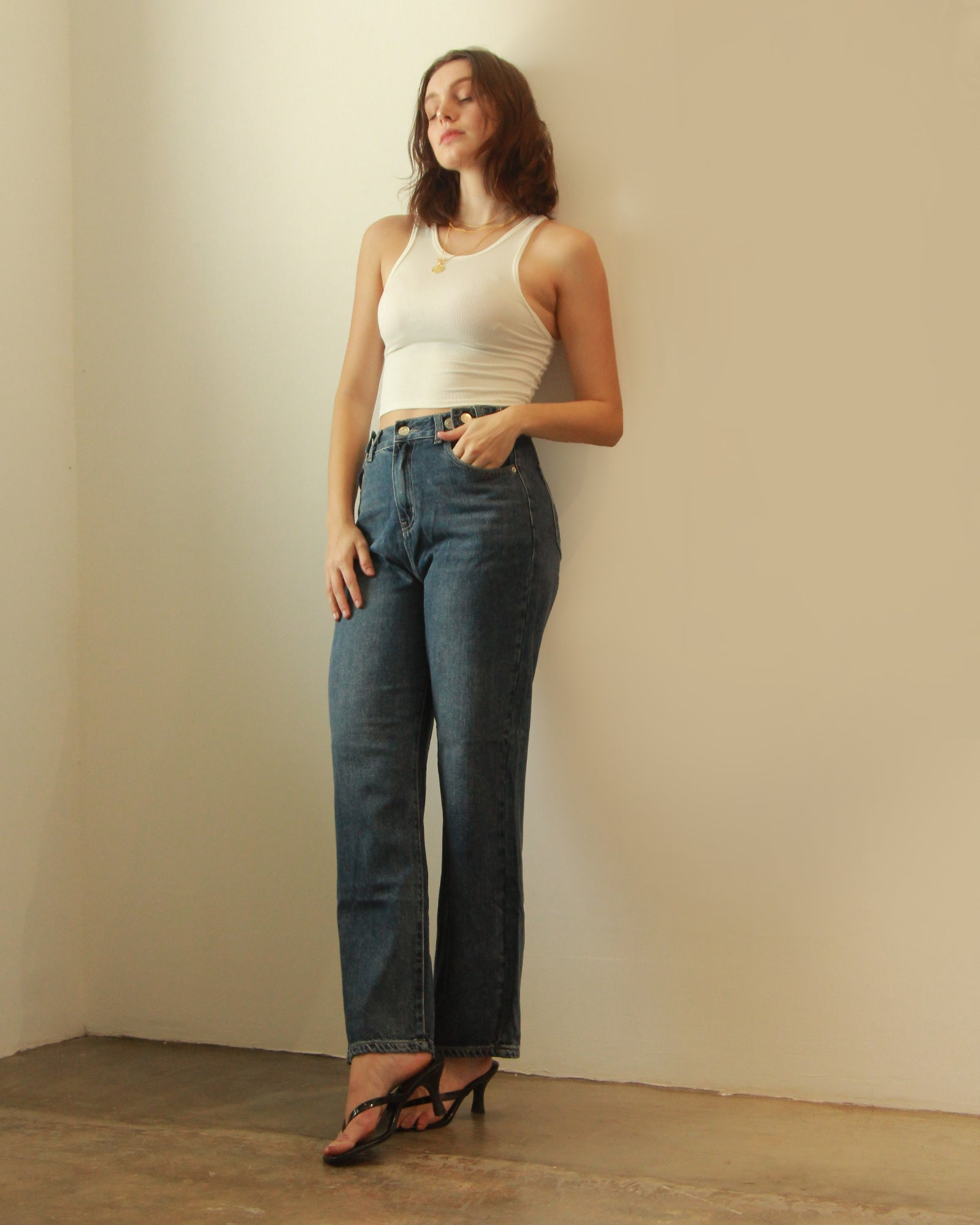 Sola Wide Leg Denim