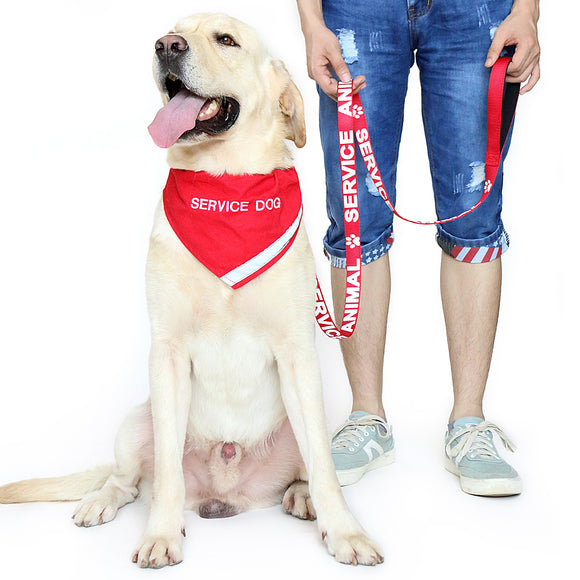 Support Dog Scarf & Collar - USA Service Animal Registration
