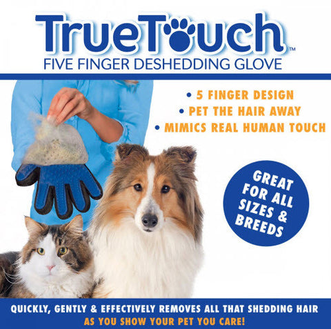 True Touch Grooming Glove As Seen on TV Only $10.99 - USA Service Animal Registration