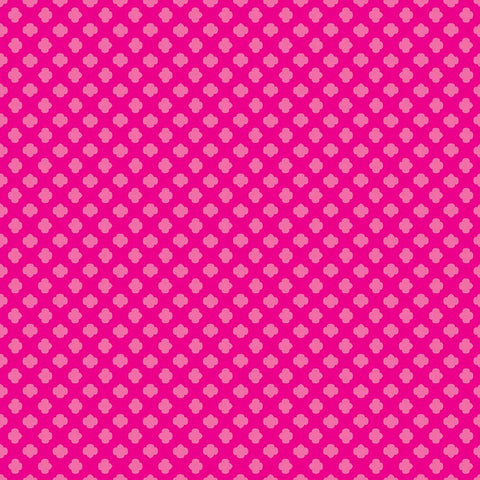 SALE Girl Scouts Trefoil Pink - Riley Blake Designs - Tone on Tone - Quilting Cotton Fabric - choose your cut