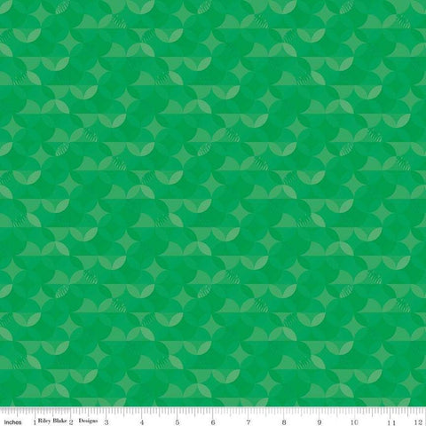 SALE Tree Top Solid Confetti Cottons by Riley Blake Designs Green Quilting Cotton Fabric