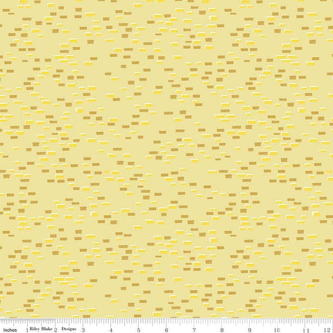 SALE Dorothy's Journey Yellow Brick Road Yellow - Riley Blake Designs - Wizard of Oz -  Quilting Cotton Fabric