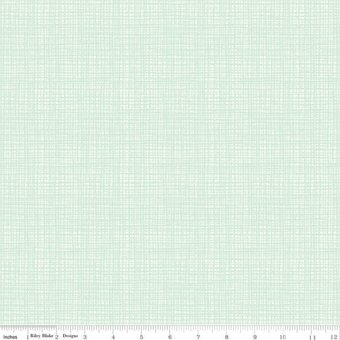 Ready Set Splash! Texture C9897 Pistachio - Riley Blake Designs - Tone on Tone Grid Green - Quilting Cotton Fabric
