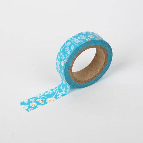 Double Line Washi Tape - Gold