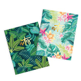 Costa Rica Pocket Notebooks 2 Pack Fox and Fallow