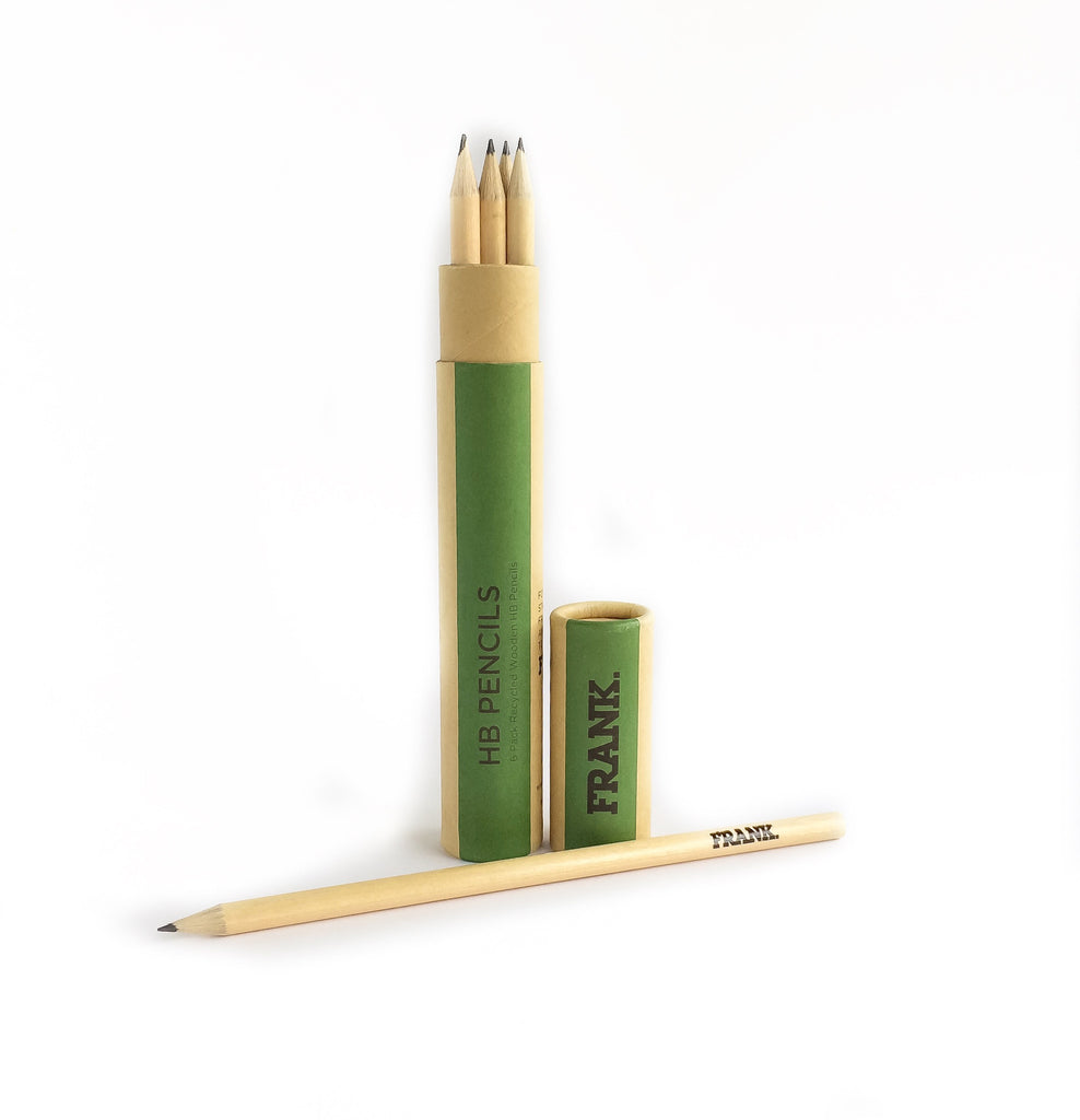 Frank Stationery HB Pencils