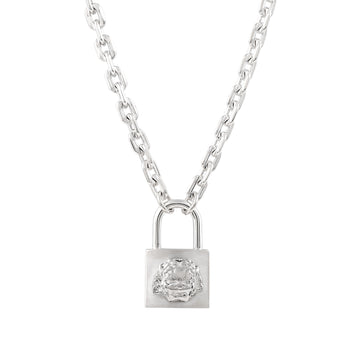 The Guardians Padlock Necklace